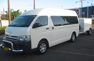 Sydney Airport Shuttle - 13 Seater Mini Bus