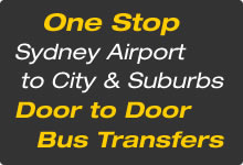Sydney Airport Transfers Coogee Amp Bondi Star Shuttle